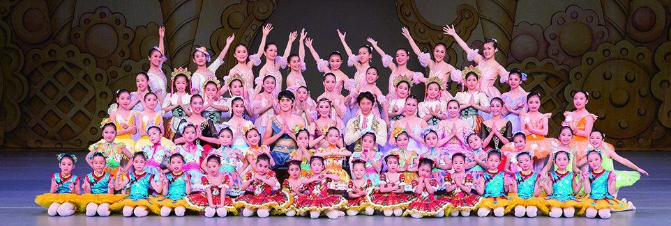 戸田市バレエ教室 マヤバレエスタジオ